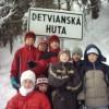 zima 2005 Detvianska huta